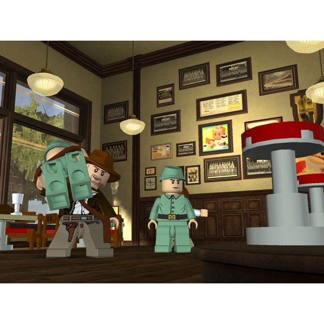 Lego Indiana Jones 2 The Adventure Continues Greatest Hits