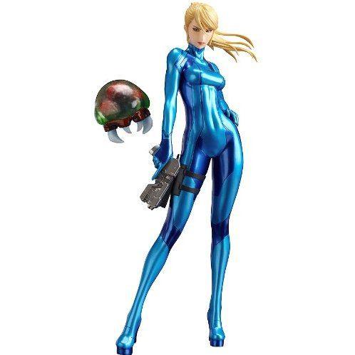 Metroid Samus Aran Zero Suit Ver Re Run
