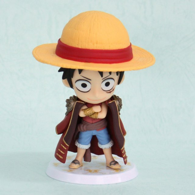 One Piece Ichiban Kuji Non Scale Pre-Painted PVC Figure: Luffy