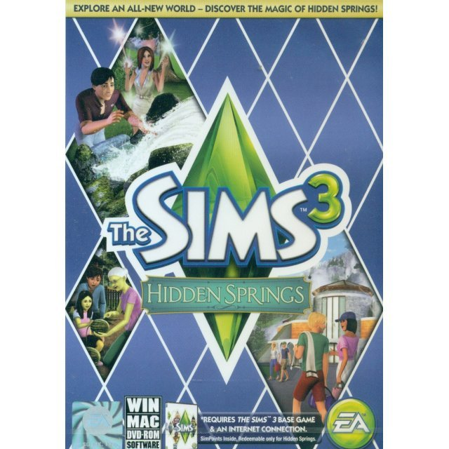 The Sims 3: Hidden Springs (DVD-ROM)