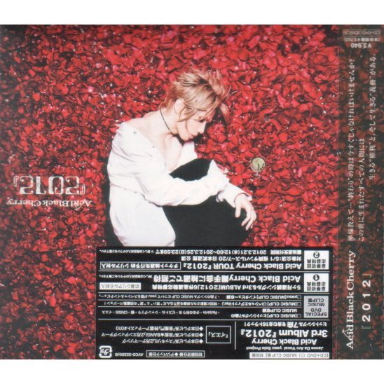 2012 - Music Clip Edition [CD+DVD Jacket A]
