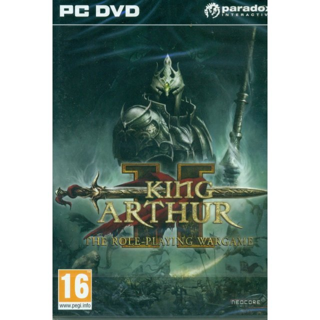 King Arthur II: The Role-Playing Wargame (DVD-ROM)