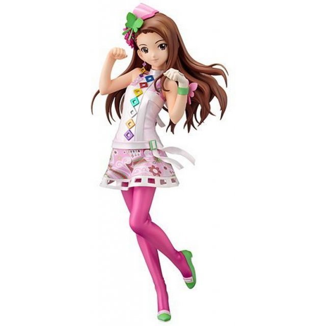 Brilliant Stage The Idolmaster 2 1/7 Scale Pre-Painted PVC Figure: Minase Iori Princess Melody