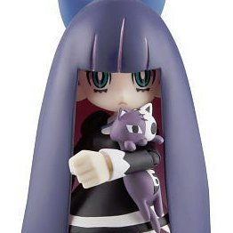 Panty & Stocking with Garterbelt Non Scale Pre-Painted Action Figure: RIO Bone Stocking