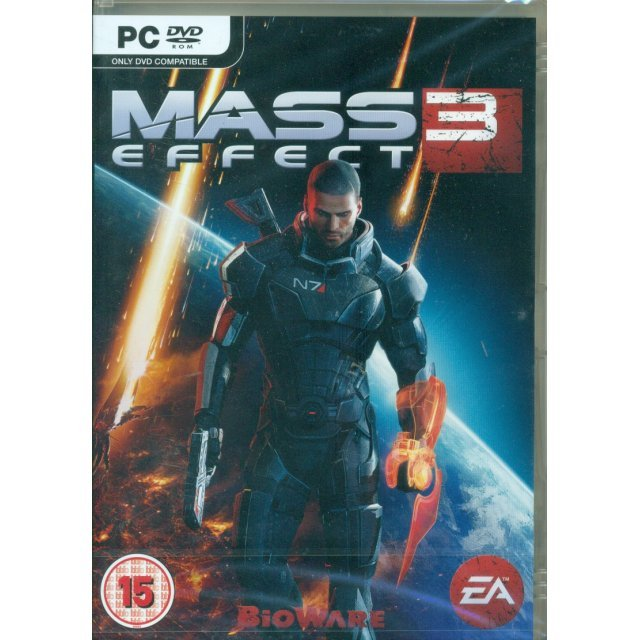 Mass Effect 3 (DVD-ROM)