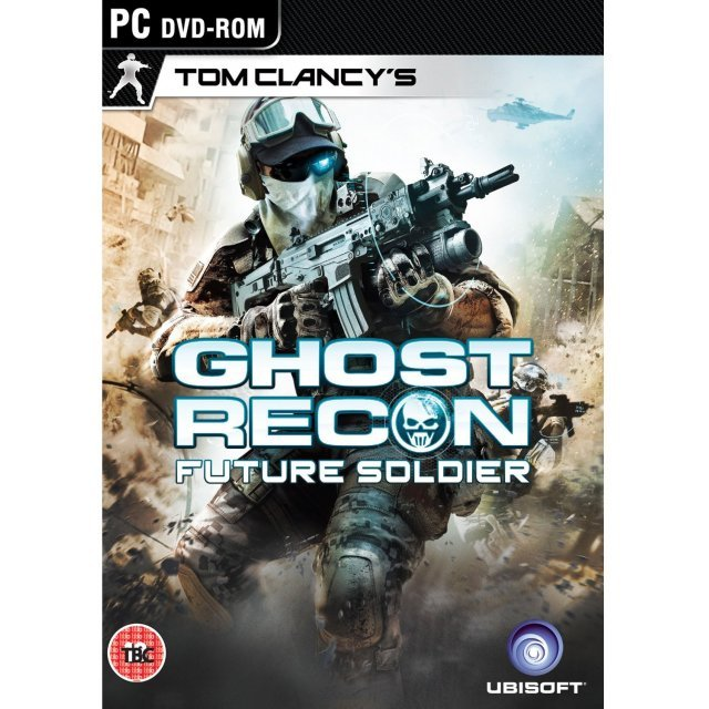 Tom Clancy's Ghost Recon: Future Soldier (DVD-ROM)