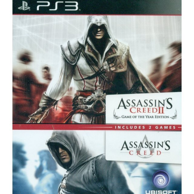 Assassin's Creed II Game of the Year Edition + Assassin's Creed