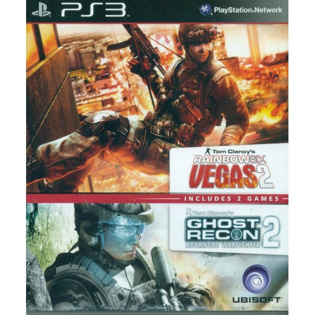 Tom Clancy's Rainbow Six Vegas 2 & Tom Clancy's Ghost Recon Advanced Warfighter 2
