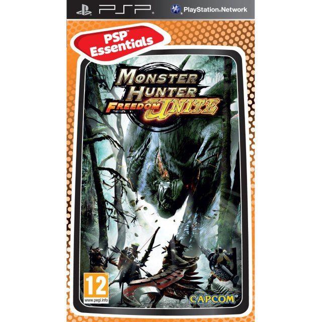 Monster Hunter Freedom Unite (PSP Essentials)