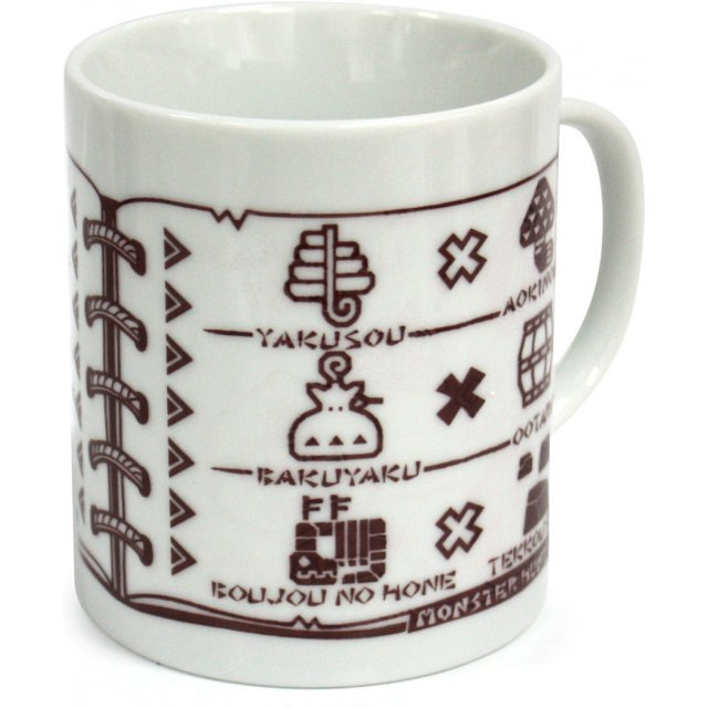 Monster Hunter Temperature Change mug cup  Icon