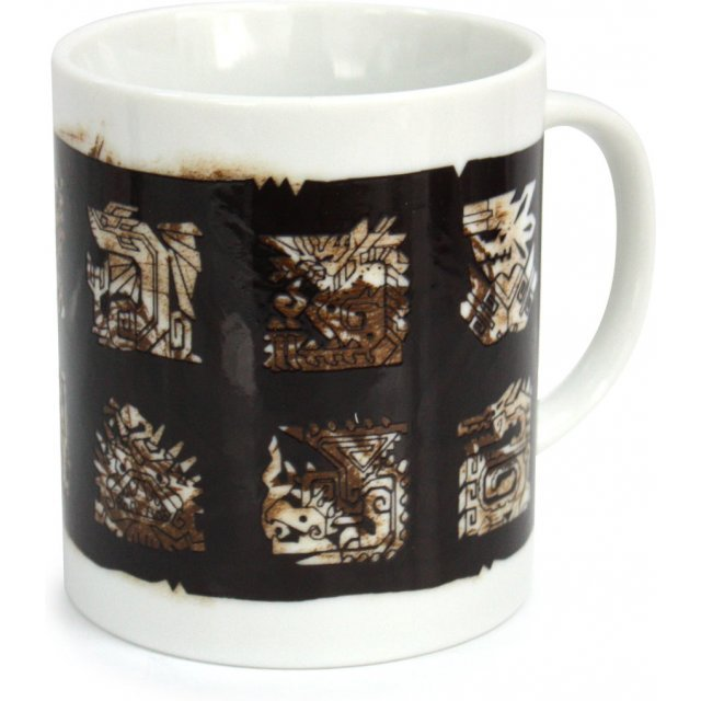 Monster Hunter Temperature Change mug cup  Monster