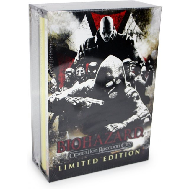 BioHazard: Operation Raccoon City [e-capcom Limited Edition]