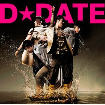 1st Date [CD+DVD Limited Edition]