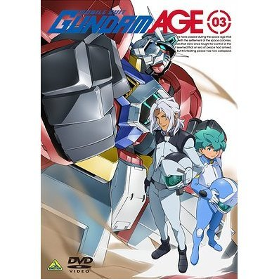 Mobile Suits Gundam Age Vol.3