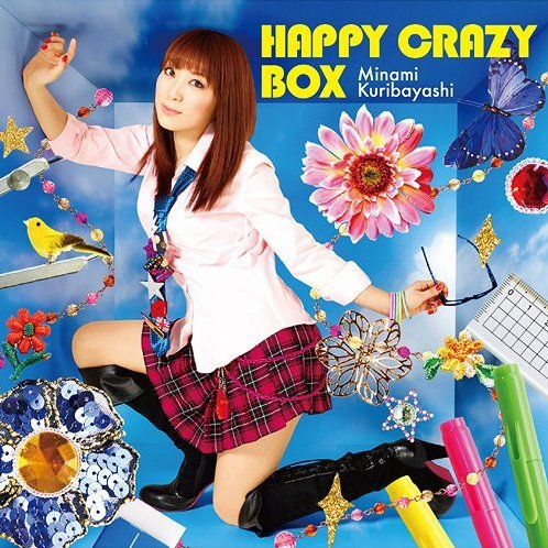 Happy Crazy Box (Medaka Box Intro Theme) [CD+DVD Limited Edition]