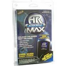 Action Replay Max (with 8GB Memory)