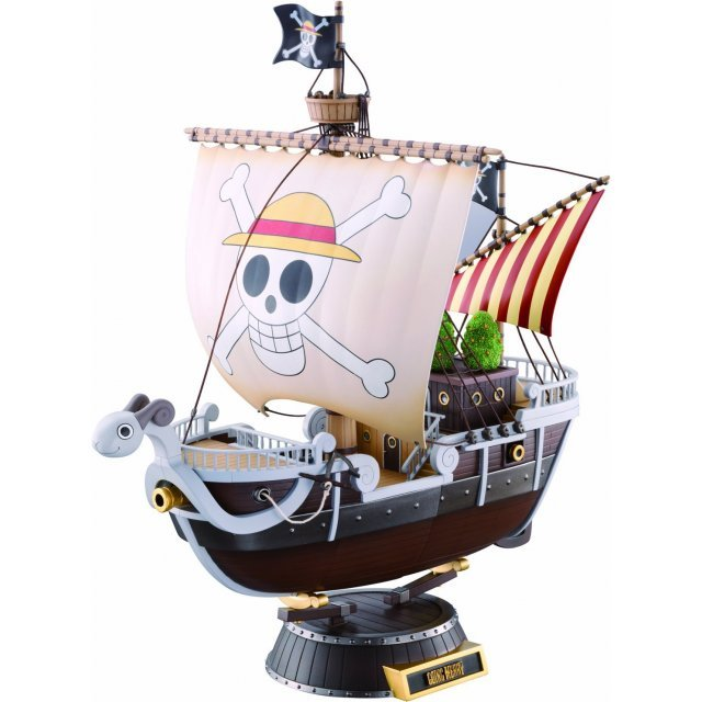 One Piece Chogokin: Going Merry (Re-run)