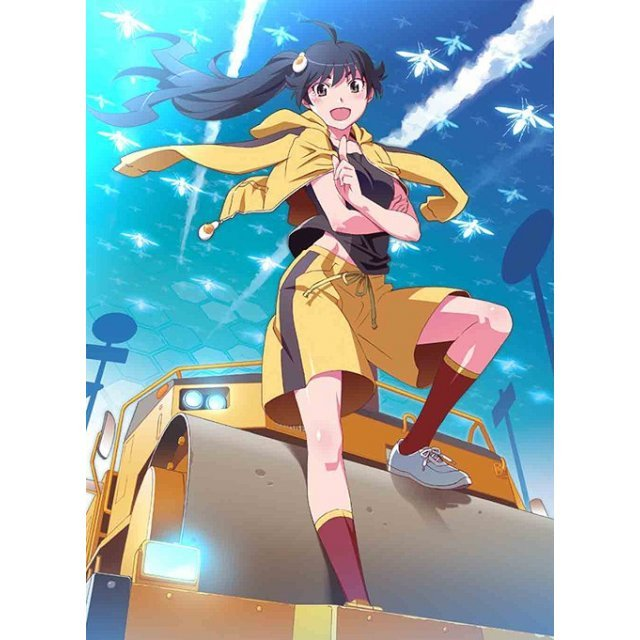 Nisemonogatari Vol.1 Karen Bee First Part [DVD+CD Limited Edition]