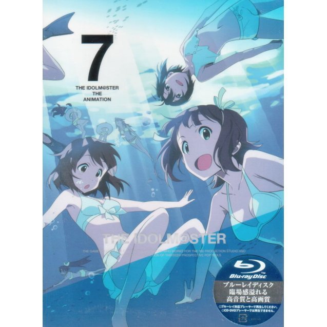 The Idolm@ster 7 [Blu-ray+CD Limited Edition]