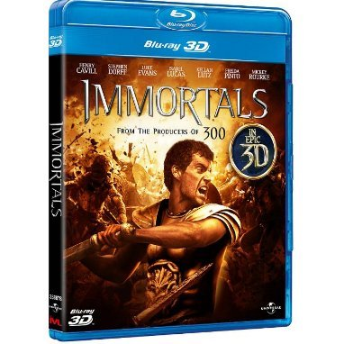 Immortals [3D]