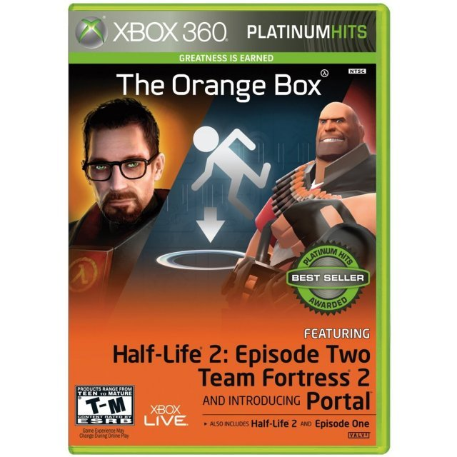 Half-Life 2: The Orange Box (Platinum Hits)