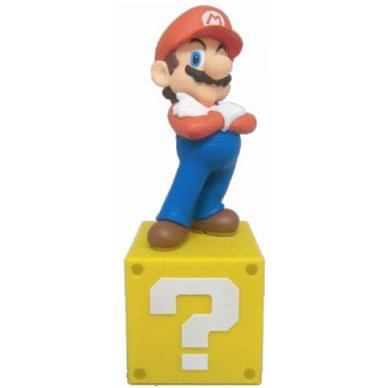 Super Mario Paper Weight Figure: Mario