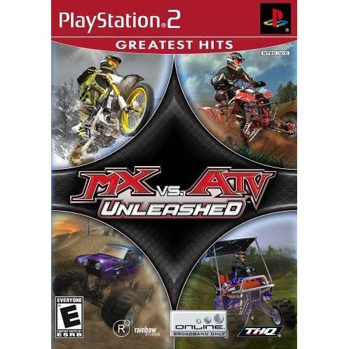 MX vs ATV Unleashed (Greatest Hits)