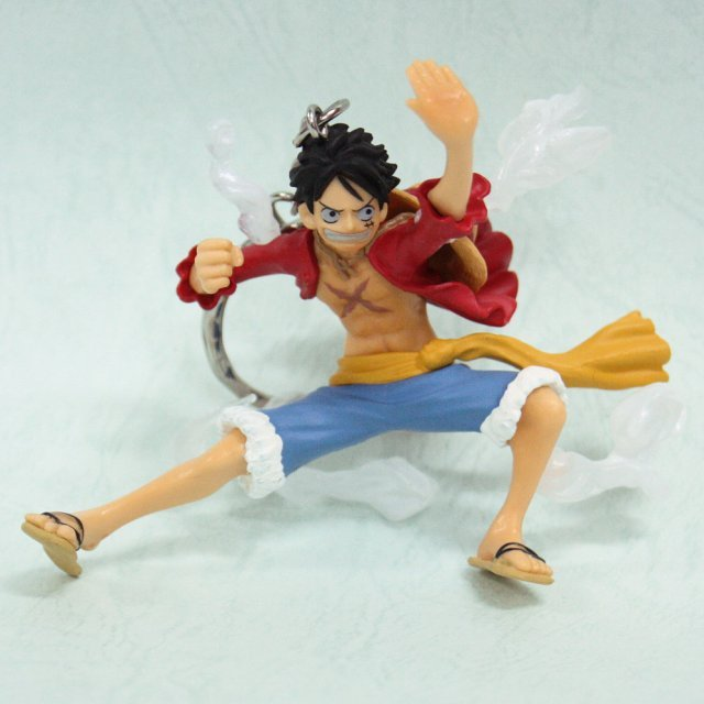 Banpresto One Piece Pre-Painted PVC Key Chain New World Merpeople Island Chapter: Type A