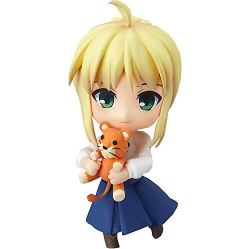 Fate/stay night Non Scale Pre-Painted figure: Saber