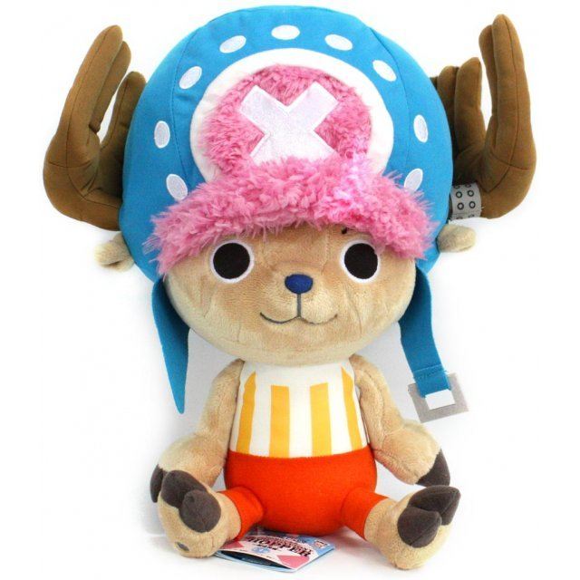 One Piece HQ Plush Doll THE TONYTONY.CHOPPER ~The New World Chapter~