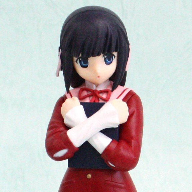 The World God Only Knows Non Scale Pre-Painted PVC Figure Flag.3 : Shiori Shiomiya