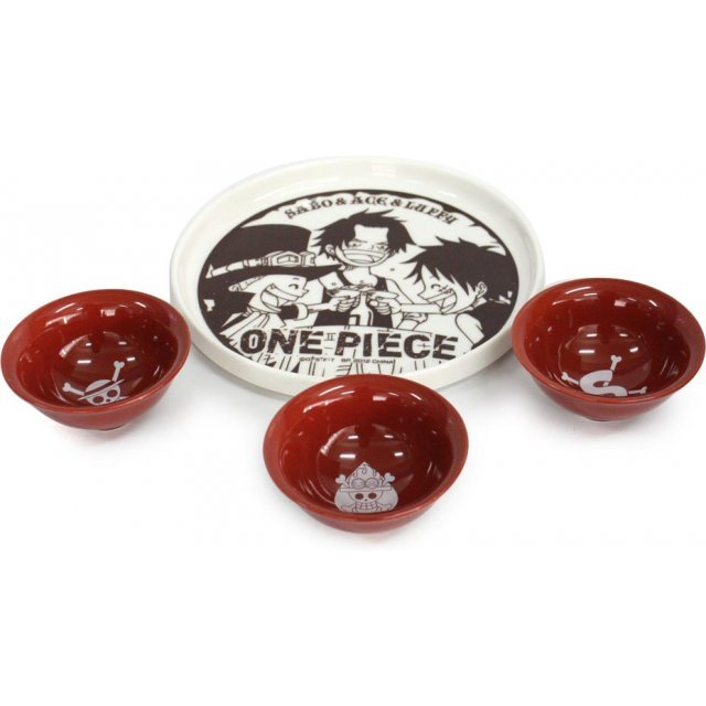 One Piece Wine Bowl Set