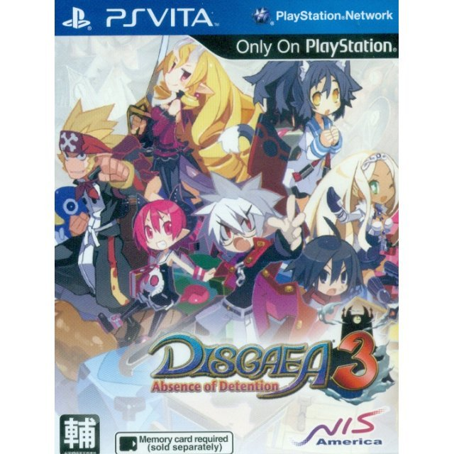 Disgaea 3: Absence of Detention (English)