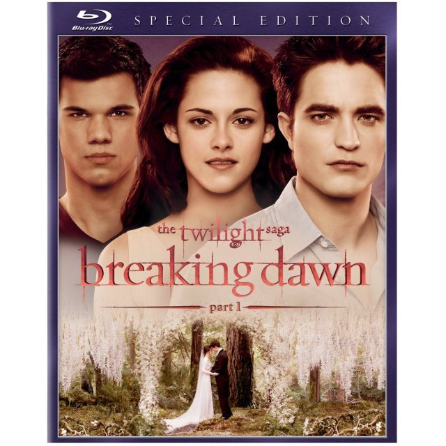 The Twilight Saga: Breaking Dawn, Part I [Special Edition]