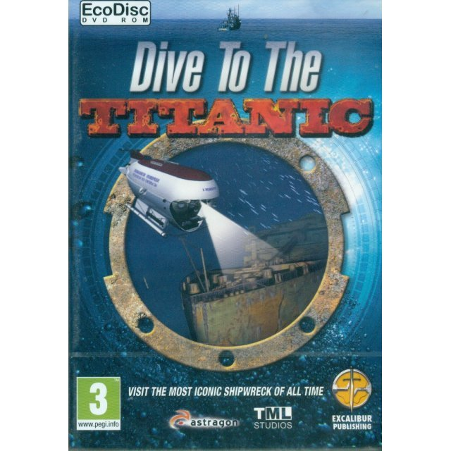 Dive to the Titanic (DVD-ROM)