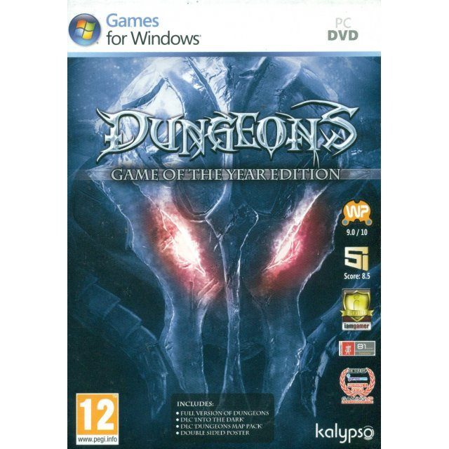 Dungeons: Game of the Year Edition (DVD-ROM)