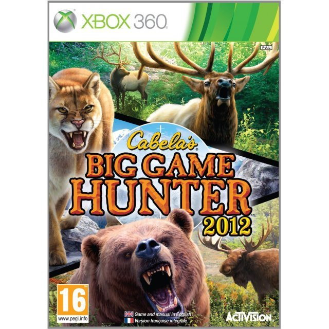 Cabela's Big Game Hunter 2012