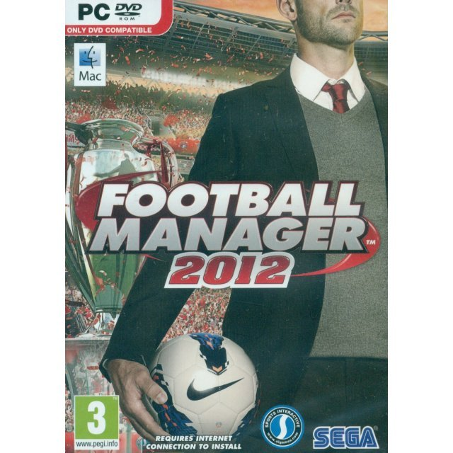 Football Manager 2012 (DVD-ROM)