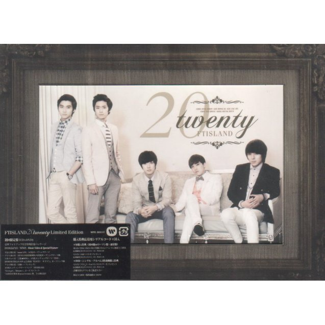 20 Twenty [CD+DVD Limited Edition]