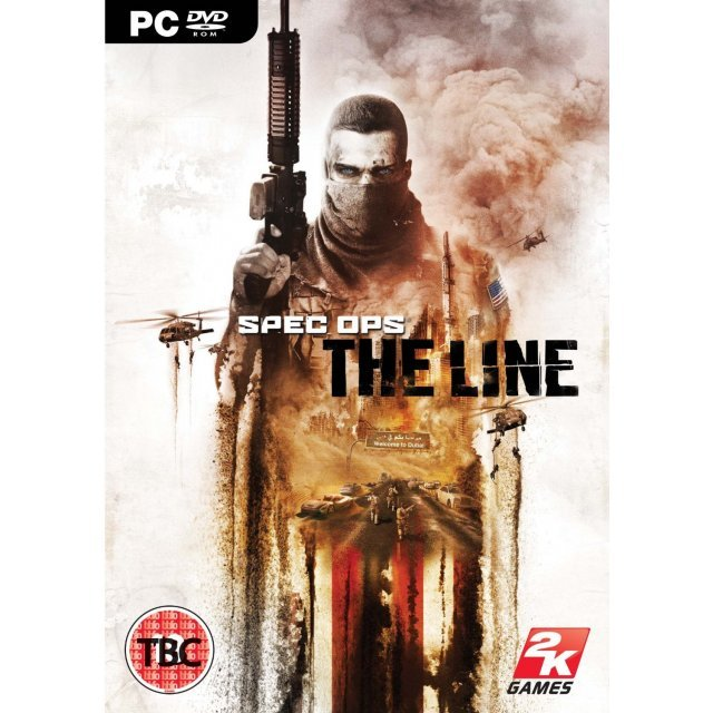 Spec Ops: The Line (DVD-ROM)