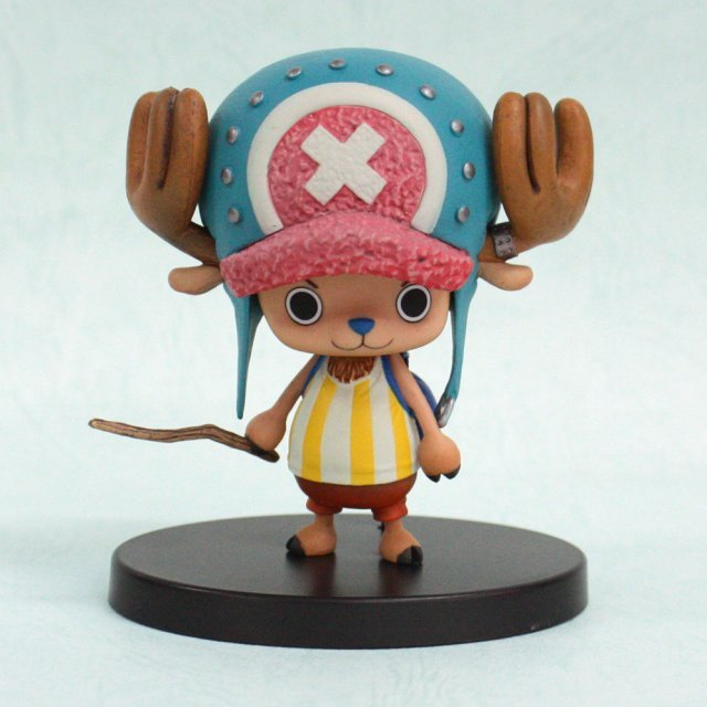 One Piece The Grandline Men Vol. 12 Pre-Painted PVC Figure: Tonytony. Chopper