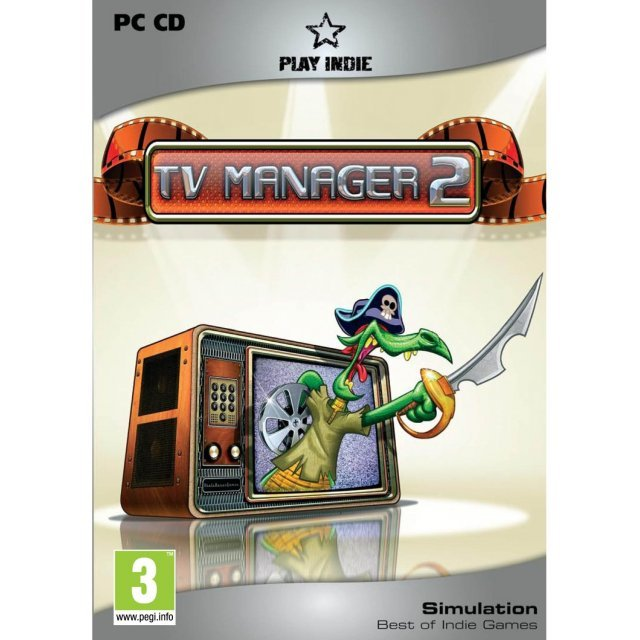 TV Manager 2 - Deluxe Edition