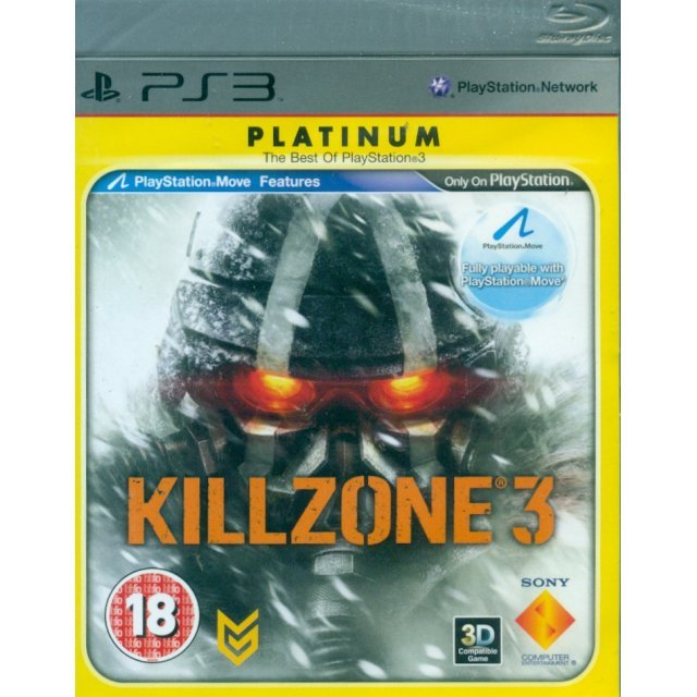 Killzone 3 (Platinum)