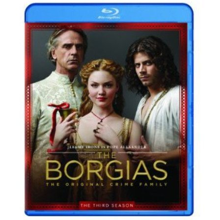 The Borgias: The Complete Third Season