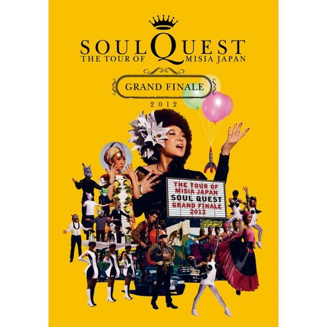 The Tour Of Misia Japan Soul Quest - Grand Finale 2012 In Yokohama Arena