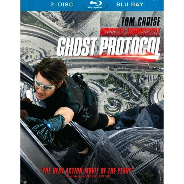 Mission Impossible - Ghost Protocol [2-Disc Edition]