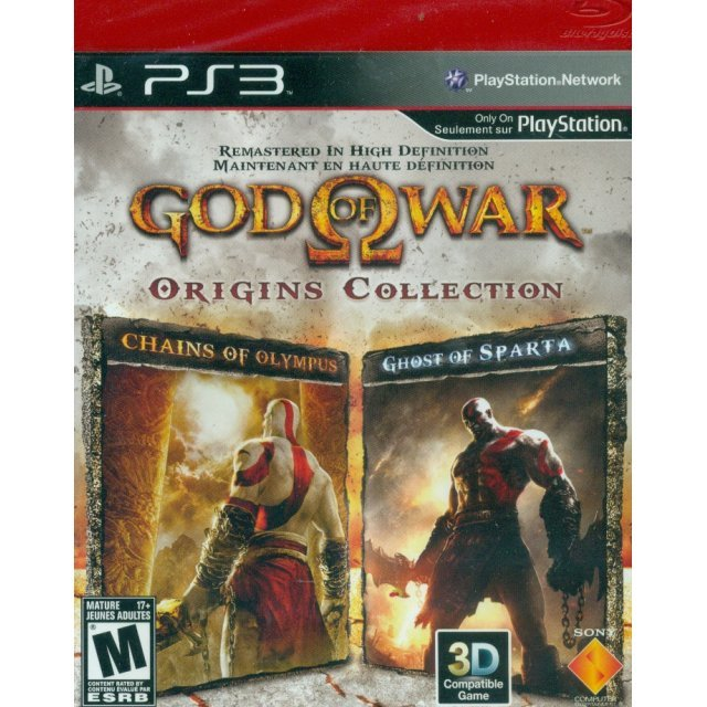 God of War: Origins Collection (Greatest Hits)