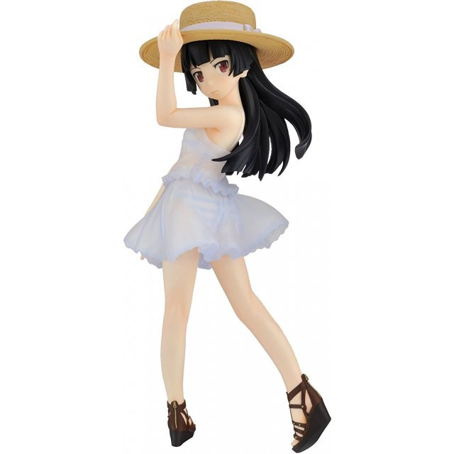Ore No Imoto Ga Konna ni Kawaii Wake Non Scale Pre-Painted PVC Figure : Kuroneko White One-piece Ver.  Miyazawa Limited