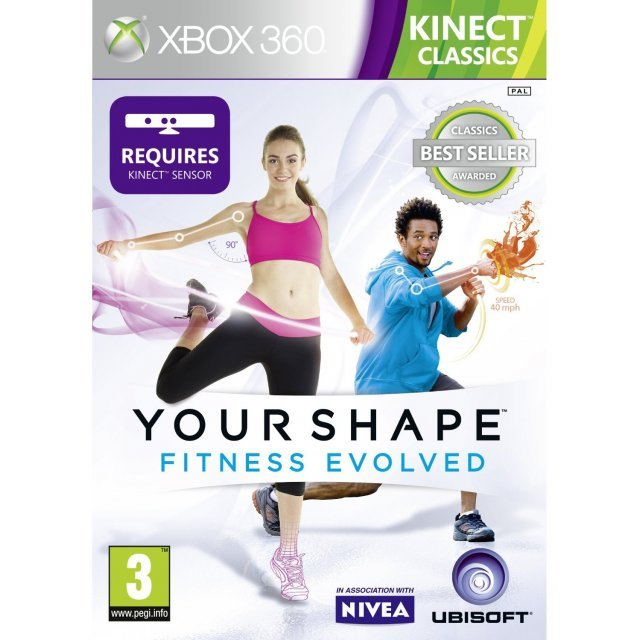 Your Shape Fitness Evolved (Classics) PRE-OWNED