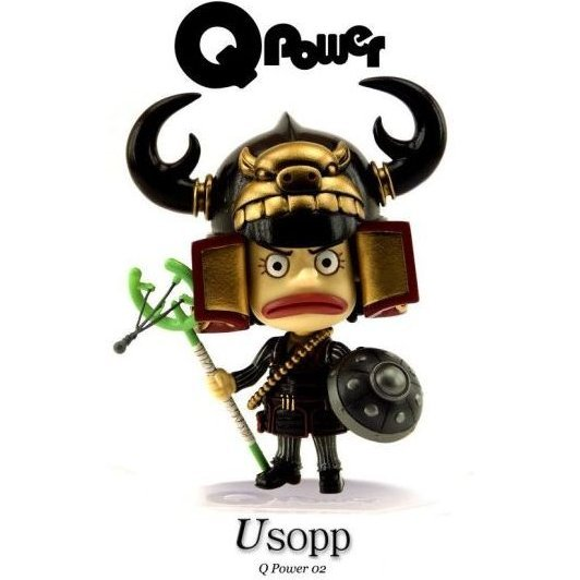 Hong Kong exclusive QPower 002 - One Piece Strong World Edition : Usopp